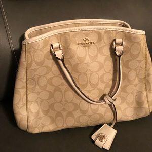 Off white purse